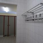 Vorraum Dusche