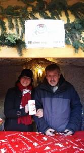 Maggie und Sigurd Hütte